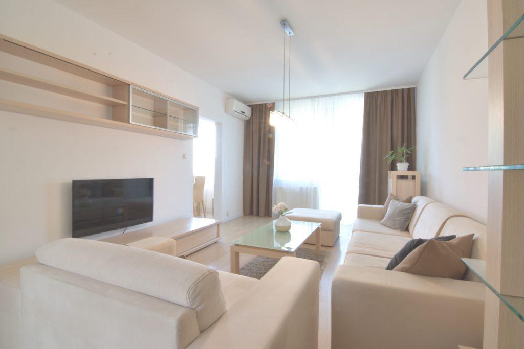 3D and VIDEO: 3-room apartment with balcony at Chrenová district, Nábrežie mládeže Street, Nitra