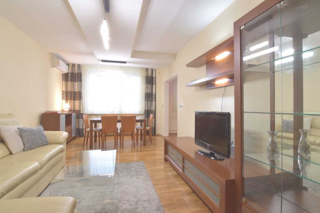 3D and VIDEO:  3-room apartment close to the park, Nová Street, Nitra