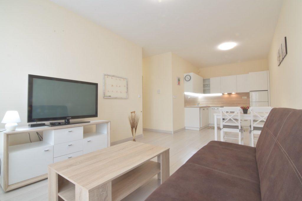 VIDEO: 2-izb. byt v novostavbe s balkónom a parkovacím miestom, Pivovarská ul., Nitra