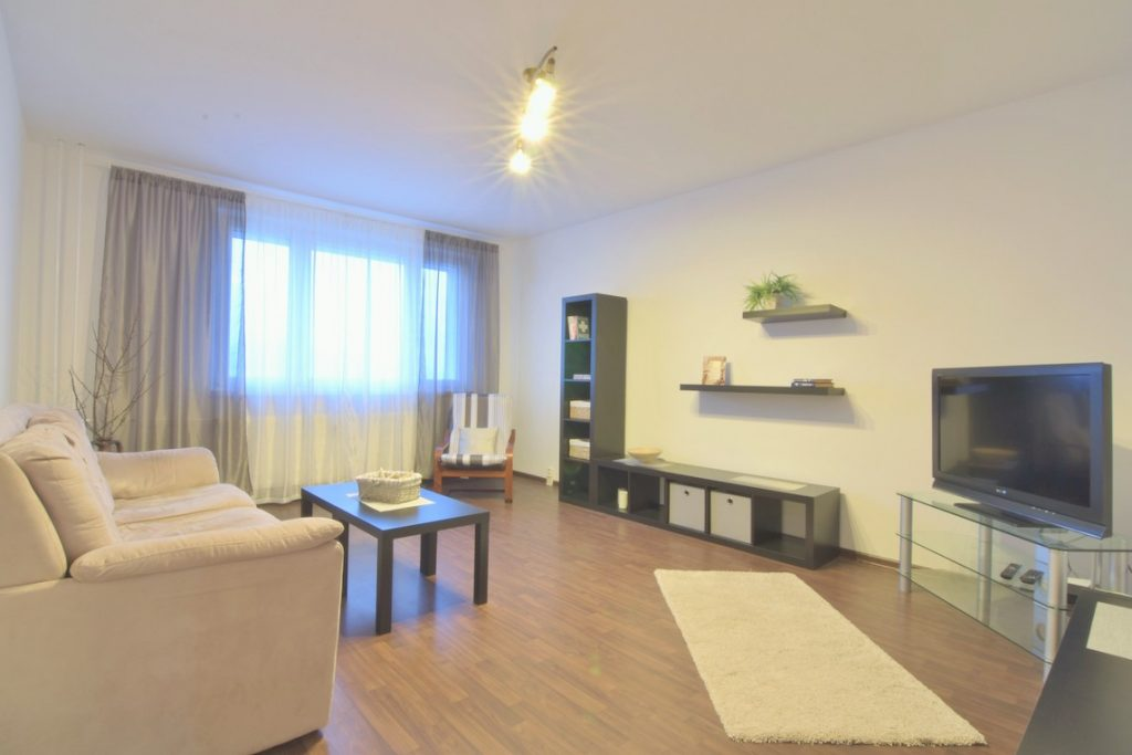3D and VIDEO: 3-room apartment at Klokočina city district on Murániho Street, Nitra