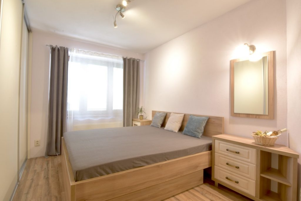 RESERVED 3-room apartment with outdoor seating on Palackého Street in Nitra