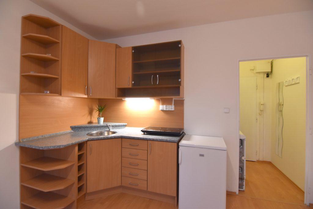 ВИДЕО: Квартира-студия на улице Dlhá, городская часть Chrenová, Nitra