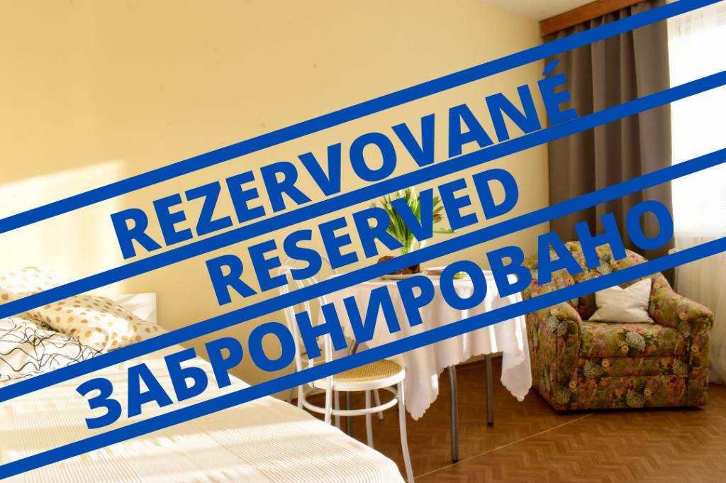 3D and VIDEO: Spacious 1-bedroom apartment near the city center on Ondavská Street