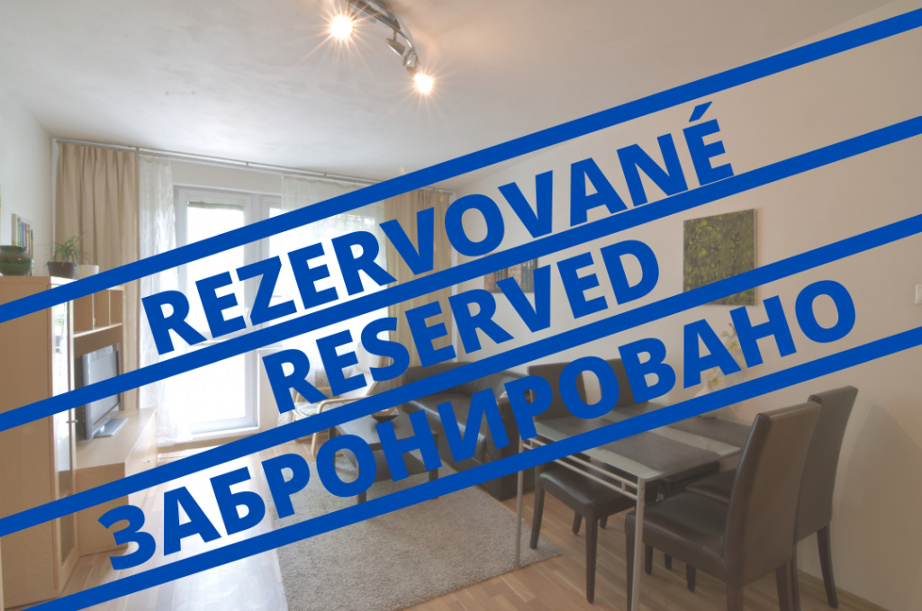3D and VIDEO: 3-bedroom apartment with 2 balconies on Schurmannova Street, Párovce city district in Nitra