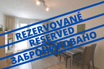 3D a VIDEO: 3-izb. byt s 2 balkónmi na Schurmannovej ul. na Párovciach v Nitre
