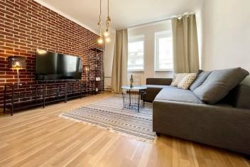 3D a VIDEO: 2-izbový byt po rekonštrukcii v centre Bratislavy